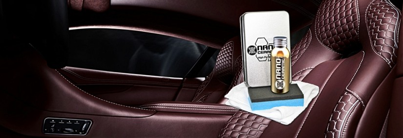 nano ceramic protect leather